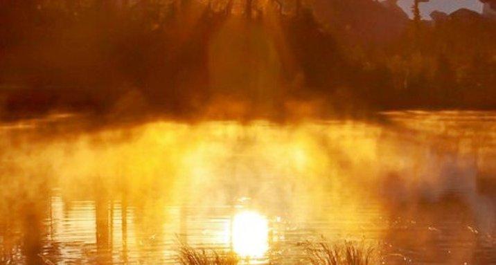 on_golden_pond_by_la_vita_a_bella